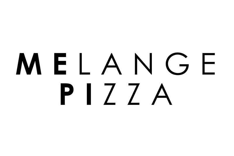 Melange Pizza