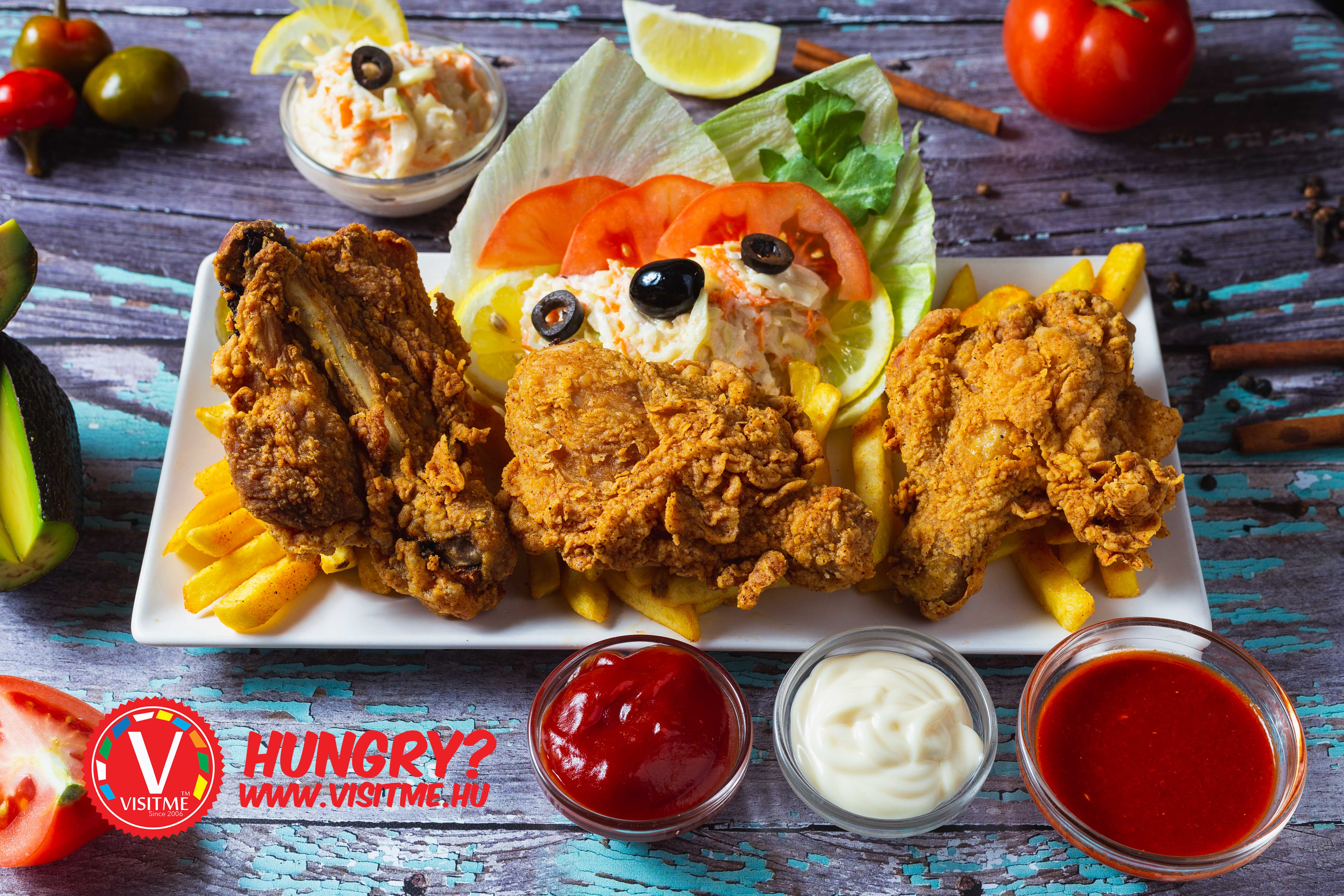 Mexican food bar visitme - Kentucky french chicken ...