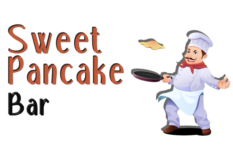 Sweet Pancake bar 🚀