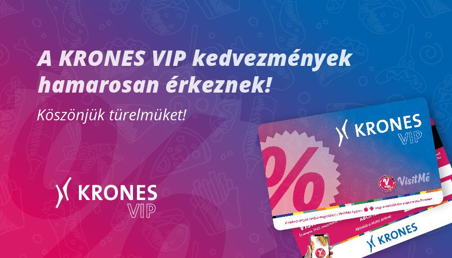 Krones promotion